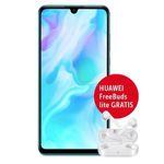 Huawei P30 lite für 5,99€ + o2 Allnet-Flat von Blau mit 5GB LTE für 15,99€ mtl. + gratis Freebuds (Wert 89€)