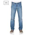 Marken-Jeans von Mustang, Levi's und Co. für 29,95€ + keine VSK + 20% Gutschein – z.B. Wrangler Jeans für 23,96€