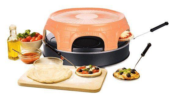 Emerio Pizza Ofen für 6 Personen mit Warmhaltefunktion für 49,90€ (statt 69€)