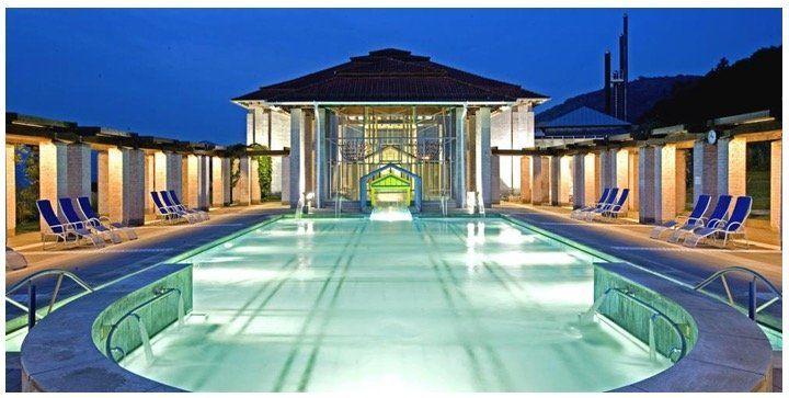 2 ÜN im 4* Hotel Vilotel Oberkochen mit Frühstück, Saune, Fitness und Eintritt in die Limes Therme ab 99€ p.P.