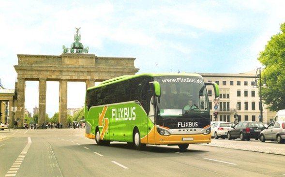 Flixbus Europa Fahrt Einzelticket ab 9,32€   Hin  und Rückfahrt ab 16,32€