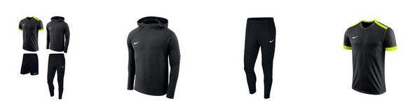 Geomix: 4 teiliges Nike Premium Trainingsset (Hoodie, Hose, Trikot, Shorts) + 2 Energy Cakes für 55,95€ (statt 70€)