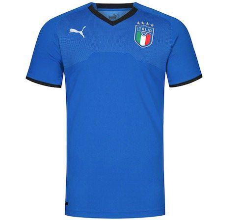 Puma Italien Home Trikot 2018 für 17,94€(statt 25€)