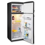 Medion MD 37258 Kühl-Gefrierkombi im Retro-Design für 299,95€ (statt 370€)