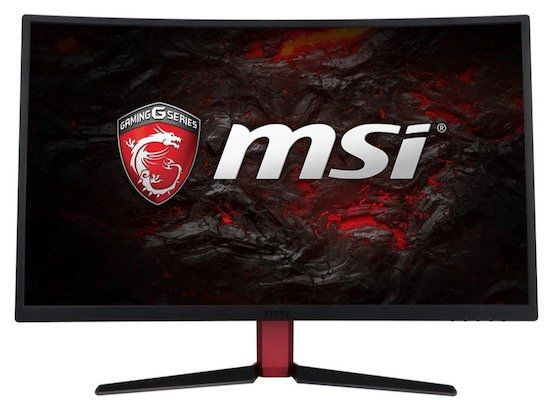 MSI AG32CQ   32 Zoll curved WQHD Monitor mit 144Hz für 449€ (statt 520€)