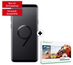Samsung Galaxy S9 in Lila + Xbox One S 1TB Forza Horizon 4 für 49€ + Vodafone Flat 4B LTE für 26,99€ mtl.