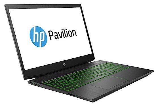 HP 15 cx0204ng Notebook mit beleucht. Tastatur, 128GB + 1TB, GTX 1050 Ti für 699€ (statt 906€) + gratis Fortnite Bundle