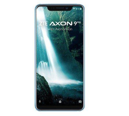 ZTE Axon 9 Pro Dual SIM Smartphone mit 128GB für 272,09€(statt 348€)