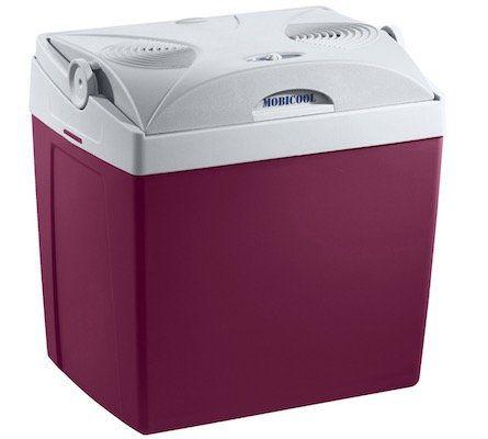 Mobicool V26 AC/DC Kühlbox (25 L, Rot) ab 40,99€ (statt 60€)