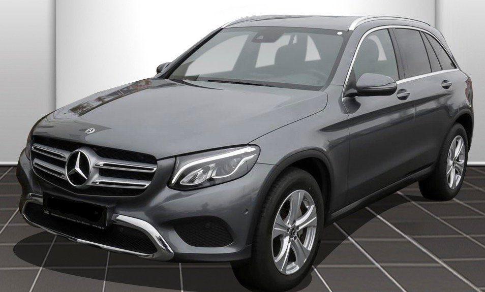 Mercedes GLC 220 d Gewerbe Leasing inkl. Winterräder für 425,71€ mtl. brutto