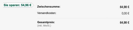 🔥 6x Tom Tailor Poloshirt Piqué nur 64,98€ inkl. Versand (statt 122,89€)