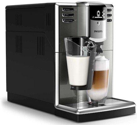 Philips LatteGo Series 5000 Kaffeevollautomat mit Milchaufschäumer für 319,90€ (statt 513€)   Vorführgeräte