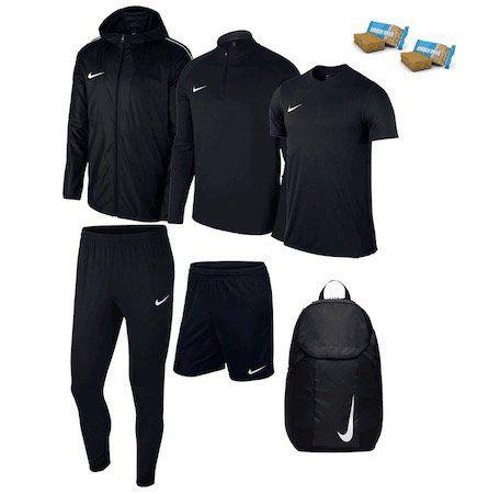 Nike Academy 18 Trainings Set mit 6 Teilen für 83,95€ (statt 113€) + gratis 2 Energy Cakes