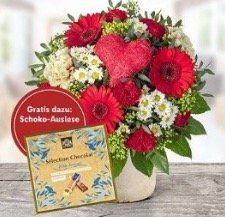 Zum Muttertag: LIDL Blumen mit 20% Rabatt ohne MBW   auch auf reduzierte Sträuße