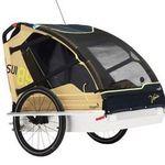 LEGGERO Vento v89 Surf/Sail Fahrradanhänger mit Weber- oder Becco-Kupplung für 279€ (statt 302€)