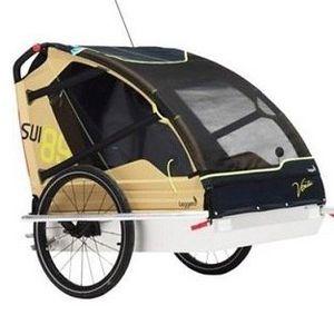 LEGGERO Vento v89 Surf/Sail Fahrradanhänger mit Weber  oder Becco Kupplung für 279€ (statt 302€)