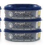 6er Pack Angelcare Dress-Up Windeleimer-Nachfüllkassetten für 25,94€ (statt 40€)