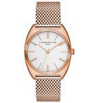 Liebeskind LT-0032-MQ Quarz Damen Armbanduhr in Roségold für 49,99€ (statt 85€)
