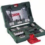 Bosch V-Line Bohrer- und Bit-Set mit Winkelschrauber 41-teilig für 14,78€