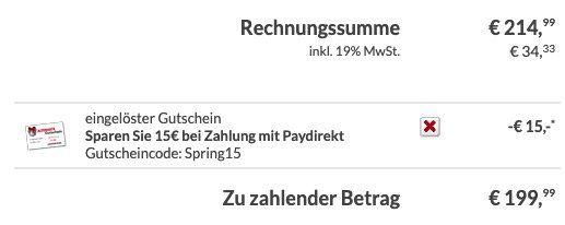 Apple AirPods 2. Generation mit induktivem Ladecase für 199,99€ (statt 217€)