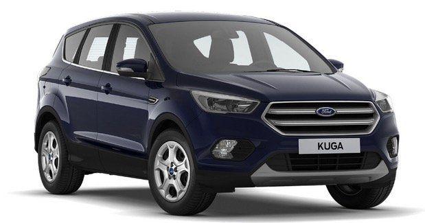 Ford Kuga 1.5 EcoBoost Titanium im Gewerbe Leasing für 83,19 € mtl. netto