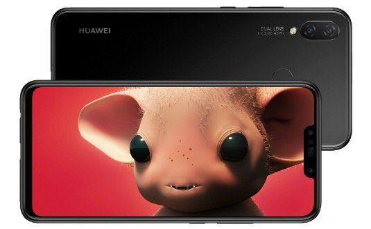 Huawei P Smart+ Smartphone  6.3 mit 64GB und DualSIM für 179,90€ (statt 208€)