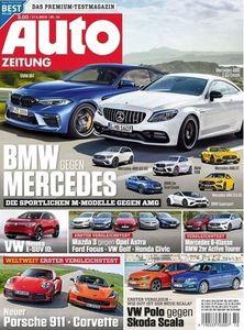 Auto Zeitung Jahresabo für 80€ + Prämie: 80€ Verrechnungsscheck