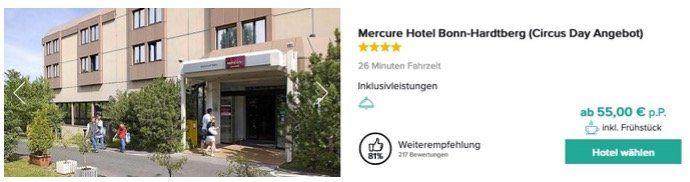 Ticket für die Thermen & Badewelt Euskirchen inkl. ÜN mit Frühstück ab 63€ p.P.