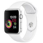Apple Watch Series 1 42mm Aluminiumgehäuse mit Sportarmband für 193,29€ (statt 229€)
