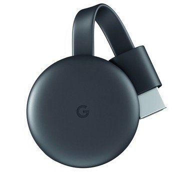 Google Chromecast 3 Streaming Player ab 32,78€ (statt 39€)