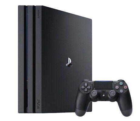 PlayStation 4 Pro 1TB + GTA 5 + Fallout 76 ab 349€ (statt 413€)