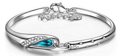 Kami Idea   Halskette mit Gravur + Gratis Armband für 12,99€ (statt 25€)   Prime