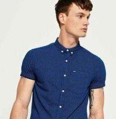 Herren Superdry Hemden für je 24,95€