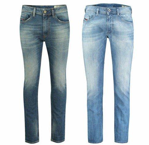 Diesel Herren Jeans Thommer in Slim Skinny Fit für 89,90€ (statt 118€)