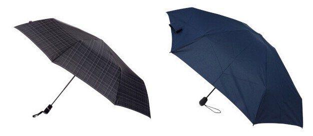 Knirps & Doppler Taschenschirme ab 9,99€ bei Veepee   z.B. T2 Duomatic für 27,99€(statt 36€)