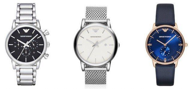 Emporio Armani Uhren Sale bei Veepee   z.B. Emporio Armani AR6007 Herrenuhr für 179,99€ (statt 229€)