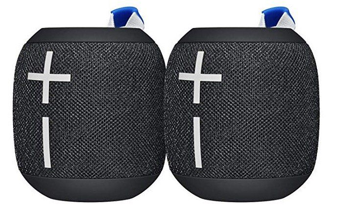 2er Pack UE Wonderboom 2 Bluetooth Lautsprecher für 73,37€ (statt 124€)