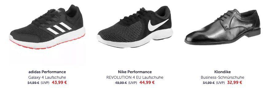 Mirapodo: 20% Rabatt auf alle Schuhe im Sale