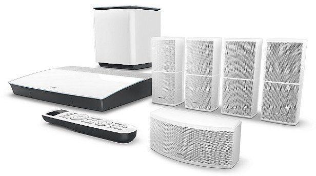 Bose Lifestyle 600 A/V System in Weiss für 2.299€ (statt 2.729€)