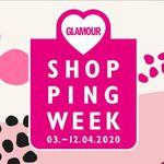 Gutschein Übersicht zur Glamour Shopping Week 2020