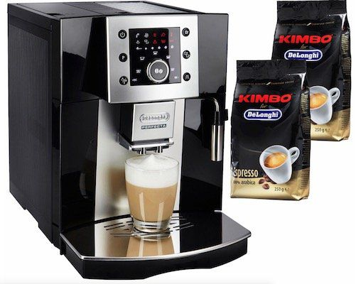 DeLonghi Perfecta ESAM 5400 Kaffeevollautomat + 500g Kaffeebohnen für 379€ (statt 459€)