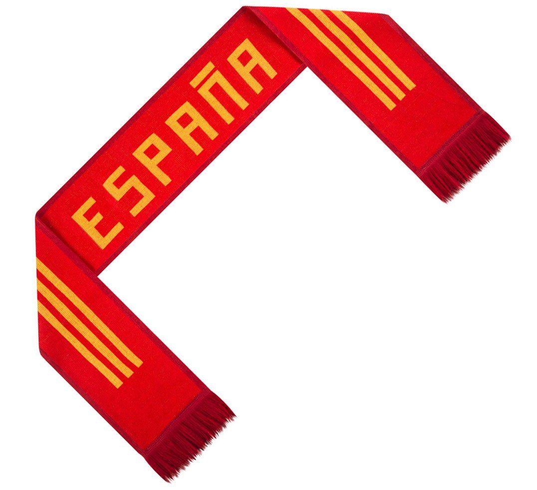 Ausverkauft! adidas Spanien Fanschal für 4,39€