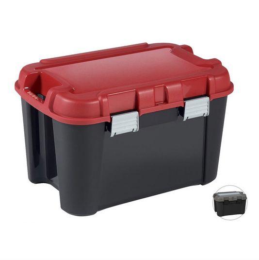 4er Pack Allibert Keter Aufbewahrungsbox je 60 Liter für 48,90€ (statt 82€)