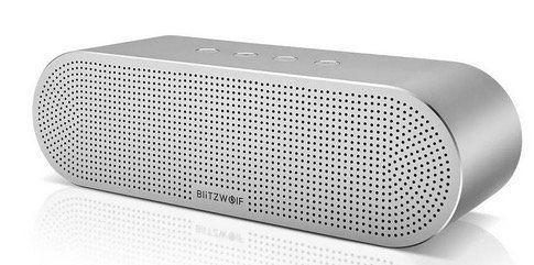 BlitzWolf Bluetooth Lautsprecher 20Watt und 5200mAh Akku für 32,06€ inkl. Lieferung