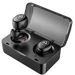 Tranya Bluetooth 5.0 True-Wireless Kopfhörer mit HD-Sound für 15€ bei Prime (statt 50€)