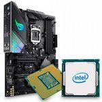 Intel Core i7-9700K TRAY + ASUS ROG STRIX Z390-F für 549€ (statt 617€)