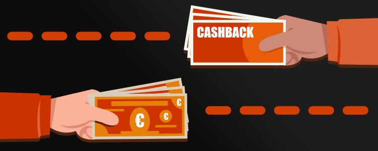 Cashback ist wie Punkte sammeln, nur dass du echtes Geld im Gegenzug für eine Leistung erhältst.