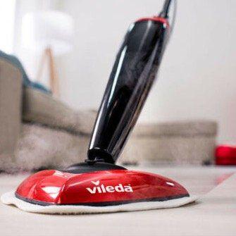 Vileda Steam Dampfreiniger inkl. Power Pad Bodenreiniger für 69,99€