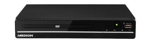 DVD Player Medion Life E71021 mit HDMI, USB und MPEG4 für 14,95€ (statt 41€)