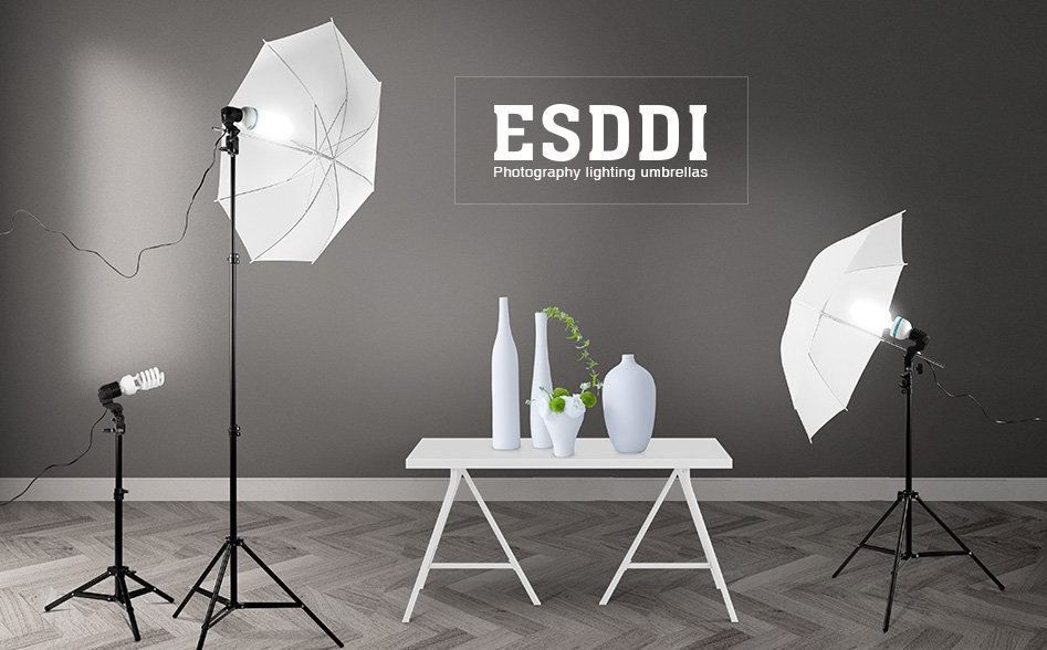 ESDDI Soft Light PS050 Fotoschirme Set für 17,43€ (statt 35€)